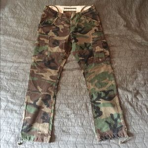 Polo Ralph Lauren Camo Slim Fit Cargo 31x30